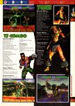 Scan of the walkthrough of Killer Instinct Gold published in the magazine 64 Solutions 02, page 6