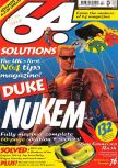 Cover scan of magazine 64 Solutions  03