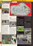 Scan of the walkthrough of San Francisco Rush published in the magazine 64 Solutions 3