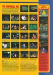 Scan of the preview of Banjo-Tooie published in the magazine Nintendo Accion 100