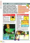 Scan of the walkthrough of  published in the magazine Magazine 64 02, page 3