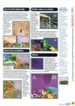 Scan of the walkthrough of Extreme-G published in the magazine Magazine 64 03, page 2