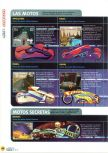 Scan of the walkthrough of Extreme-G published in the magazine Magazine 64 03, page 3