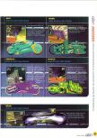 Scan of the walkthrough of Extreme-G published in the magazine Magazine 64 03, page 4
