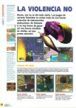 Scan of the walkthrough of Extreme-G published in the magazine Magazine 64 03, page 5