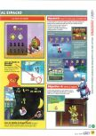 Scan of the walkthrough of  published in the magazine Magazine 64 03, page 2