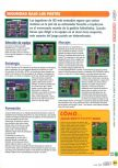 Scan of the walkthrough of International Superstar Soccer 64 published in the magazine Magazine 64 06, page 2