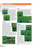 Scan of the walkthrough of International Superstar Soccer 64 published in the magazine Magazine 64 06, page 3