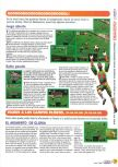Scan of the walkthrough of International Superstar Soccer 64 published in the magazine Magazine 64 06, page 4