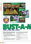 Scan of the review of Bust-A-Move 2: Arcade Edition published in the magazine Magazine 64 07, page 1