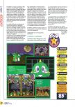 Scan of the review of Bust-A-Move 2: Arcade Edition published in the magazine Magazine 64 07, page 3