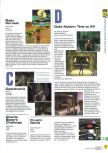 Scan of the article Live from E3 '98 de la A a la Z published in the magazine Magazine 64 08, page 2