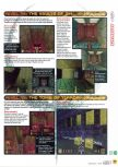 Scan of the walkthrough of Quake published in the magazine Magazine 64 09, page 2