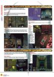 Scan of the walkthrough of Quake published in the magazine Magazine 64 09, page 3