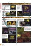 Scan of the walkthrough of Quake published in the magazine Magazine 64 09, page 5