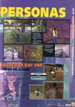 Scan of the preview of Survivor: Day One published in the magazine Magazine 64 10, page 1