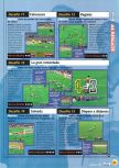 Scan of the walkthrough of International Superstar Soccer 98 published in the magazine Magazine 64 12, page 5