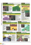 Scan of the walkthrough of F-Zero X published in the magazine Magazine 64 16, page 3