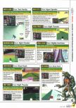 Scan of the walkthrough of F-Zero X published in the magazine Magazine 64 16, page 4