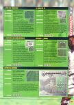 Scan of the walkthrough of FIFA 99 published in the magazine Magazine 64 18, page 4
