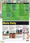 Scan of the walkthrough of FIFA 99 published in the magazine Magazine 64 18, page 5