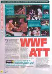 Scan of the preview of WWF Attitude published in the magazine Magazine 64 19, page 1