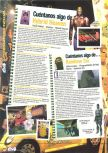 Scan of the article Carta desde América. E3: Interrogatorio Especial published in the magazine Magazine 64 20, page 3