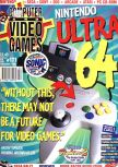 Scan de la couverture du magazine Computer and Video Games  171