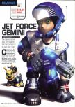 Scan of the review of Jet Force Gemini published in the magazine Computer and Video Games 217