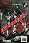 Scan of manual of Armorines: Project S.W.A.R.M.