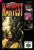 Scan of manual of Body Harvest