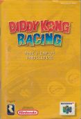 Scan of manual of Diddy Kong Racing