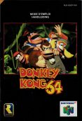 Scan of manual of Donkey Kong 64