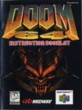 Scan of manual of Doom 64