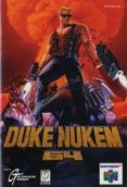 Scan of manual of Duke Nukem 64