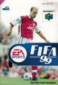 Scan of manual of FIFA 99