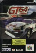 Scan of manual of GT 64: Championship Edition