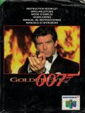 Scan of manual of Goldeneye 007
