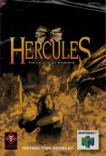 Scan of manual of Hercules: The Legendary Journeys