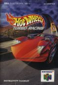 Scan of manual of Hot Wheels Turbo Racing