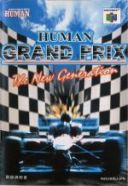 Scan of manual of Human Grand Prix: New Generation