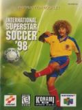 Scan of manual of International Superstar Soccer 98