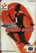 Scan of manual of International Track & Field: Summer Games
