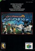 Scan of manual of Jet Force Gemini