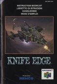 Scan of manual of Knife Edge