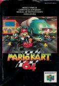 Scan of manual of Mario Kart 64