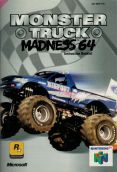 Scan of manual of Monster Truck Madness 64