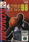 Scan of manual of NBA Pro 98