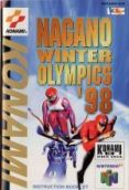 Scan of manual of Nagano Winter Olympics 98