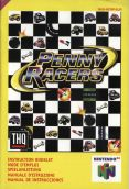 Scan of manual of Penny Racers
